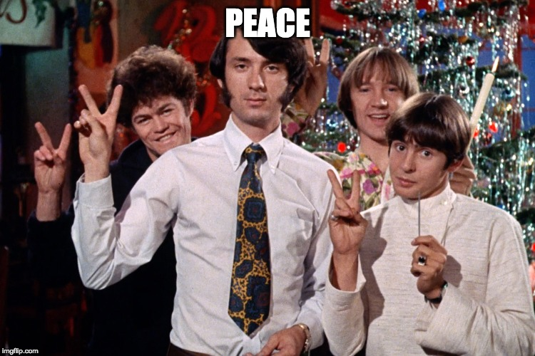 PEACE | made w/ Imgflip meme maker