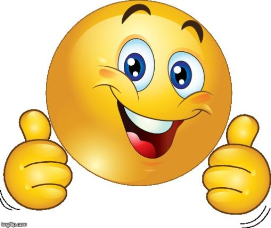 Thumbs up emoji | image tagged in thumbs up emoji | made w/ Imgflip meme maker
