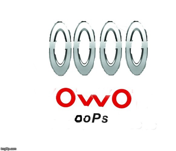 Toyota logo parody (made this myself) | image tagged in toyota,parody,owo | made w/ Imgflip meme maker