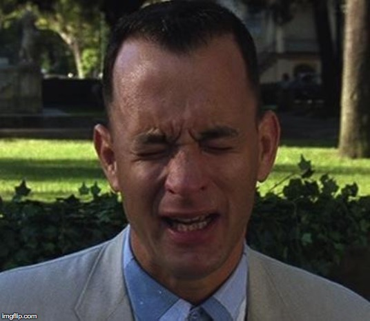 Forest Gump | . | image tagged in forest gump | made w/ Imgflip meme maker