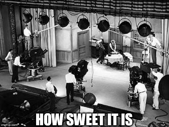how sweet it is | HOW SWEET IT IS | image tagged in how sweet it is | made w/ Imgflip meme maker