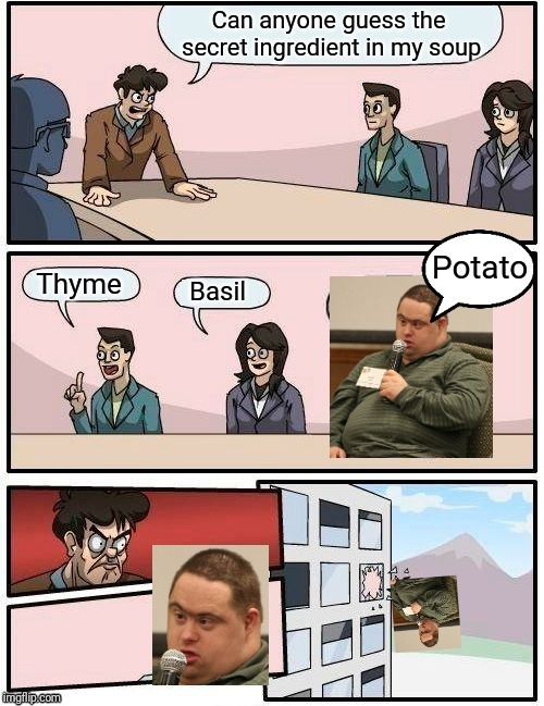 Potatermimator | image tagged in potatermimator | made w/ Imgflip meme maker