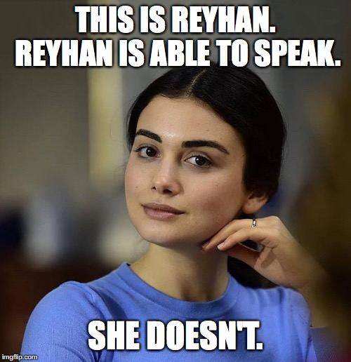 "Yemin: Reyhan ""The Silent One"" 