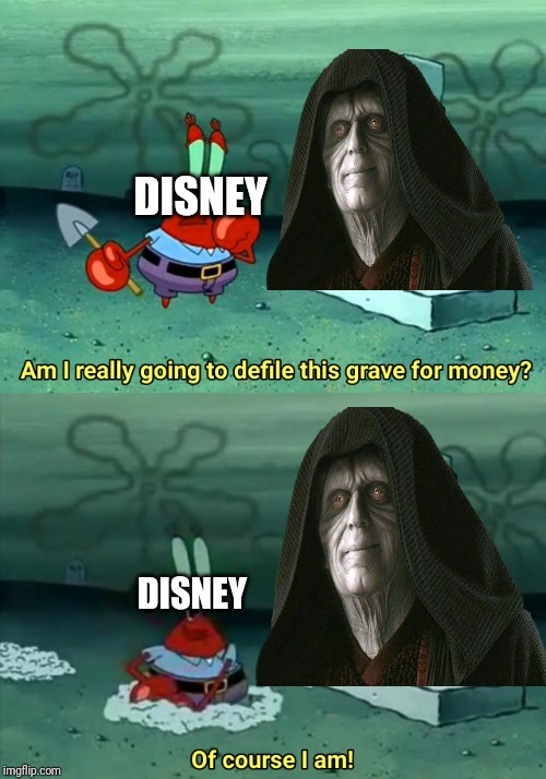 The Reason Why Palpatine Return In Star Wars The Rise Of Skywalker