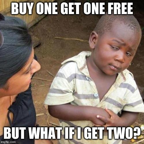 Third World Skeptical Kid Meme - Imgflip