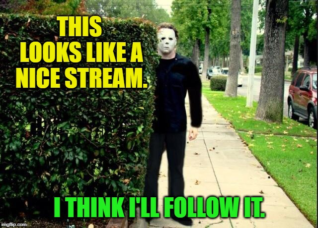 "Looks like a good alternative to the Umm.... ""fun"" stream. 