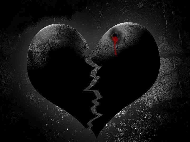 Печальные картинки с надписями про любовь