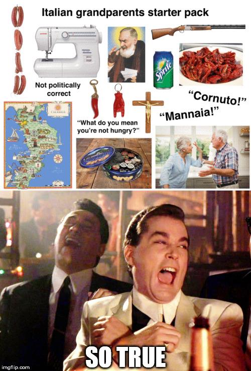 Image Tagged In Funny Memes Good Fellas Hilarious Italian