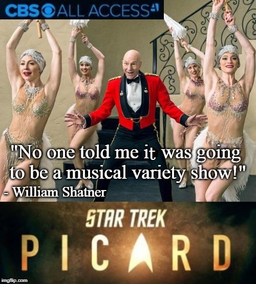 "Taking the franchise ""The Brady Bunch"" route 
