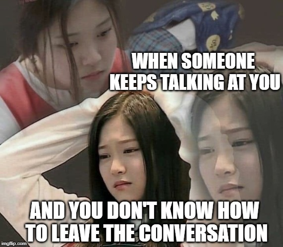 "That's no typo. I do mean when someone talks ""at"" you instead of talk ""to"" you. 