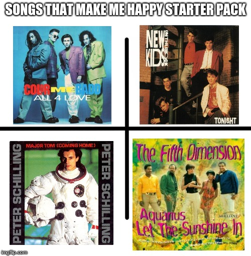 "New Kids On The Block's ""Step By Step"" is a nice album, so is their second studio album, ""Hangin' Tough"". 