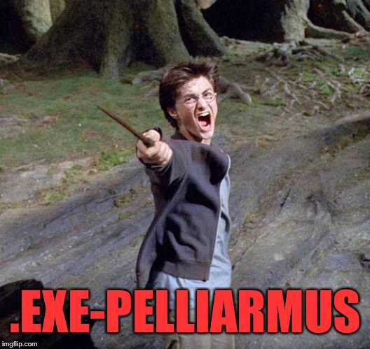 Harry potter | .EXE-PELLIARMUS | image tagged in harry potter | made w/ Imgflip meme maker