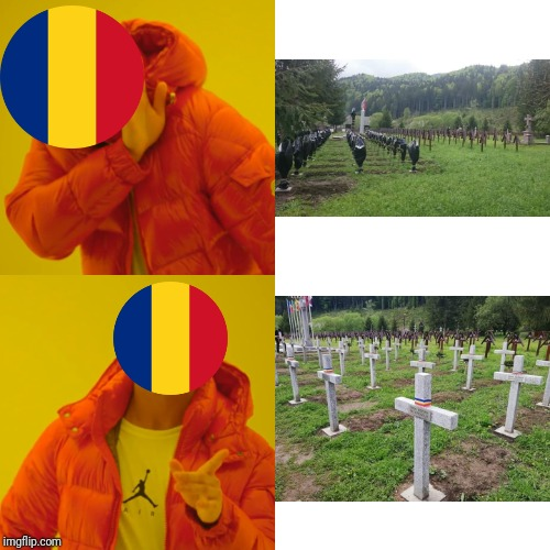 Romania❤ | image tagged in memes,drake hotline bling,funny,romania | made w/ Imgflip meme maker