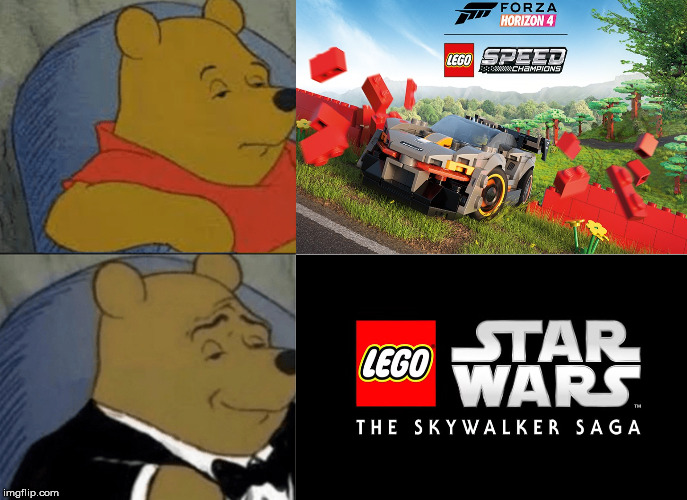 A Meme Idea for E3 2019 | image tagged in memes,lego,star wars,video games,e3,funny | made w/ Imgflip meme maker