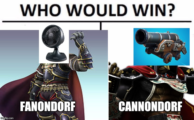 Image Tagged In Memes Who Would Win Ganondorf Imgflip