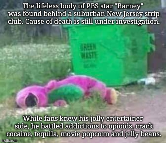 "RIP ""Purple Haze"" 