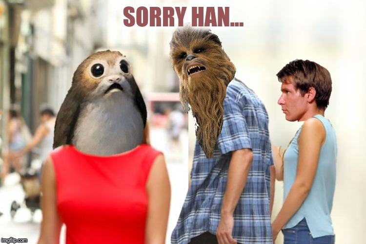 SORRY HAN... | made w/ Imgflip meme maker