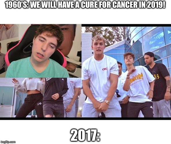 Cure For Cancer Yeah Right Imgflip