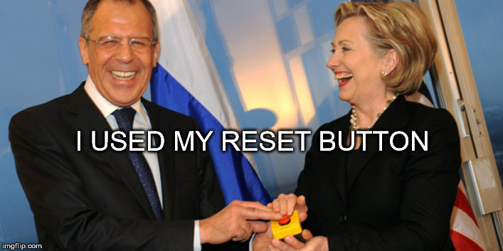 I USED MY RESET BUTTON | made w/ Imgflip meme maker
