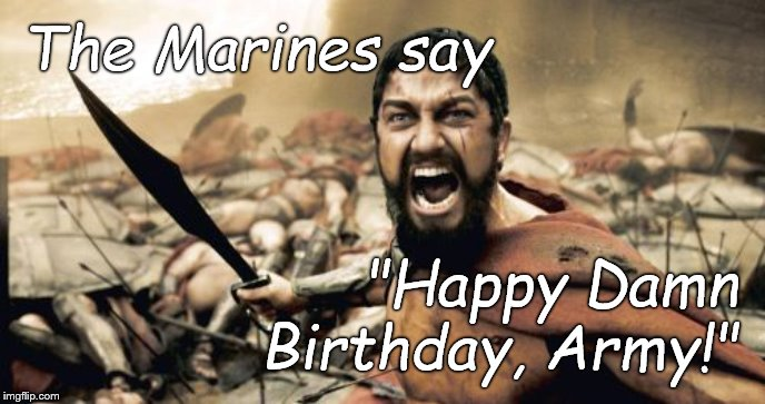 "We wanted to say ""HU-ah"" but it made us feel, I don't know, funny somehow. You know how it is. 