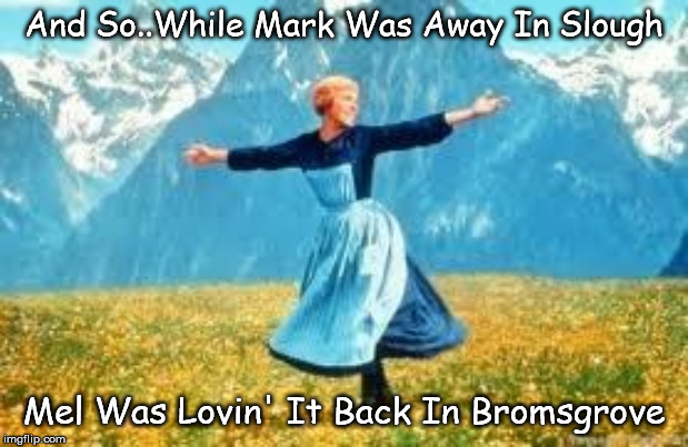 Look At All These | And So..While Mark Was Away In Slough Mel Was Lovin' It Back In Bromsgrove | image tagged in memes,look at all these | made w/ Imgflip meme maker