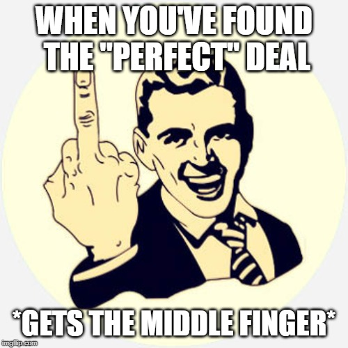 "Corporate Capitalism in America (No need to learn this in high school) | WHEN YOU'VE FOUND THE ""PERFECT"" DEAL *GETS THE MIDDLE FINGER* 