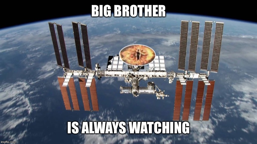 BIG BROTHER IS ALWAYS WATCHING | made w/ Imgflip meme maker