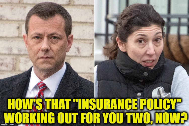 "Star-Crossed Undercover Lovers | HOW'S THAT ""INSURANCE POLICY"" WORKING OUT FOR YOU TWO, NOW? 