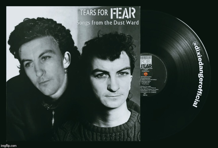 Tears for FEAR | image tagged in lee ving,punk rock,meme parody,music meme,funny memes | made w/ Imgflip meme maker