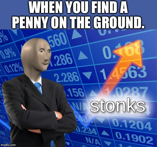 stonks - Imgflip