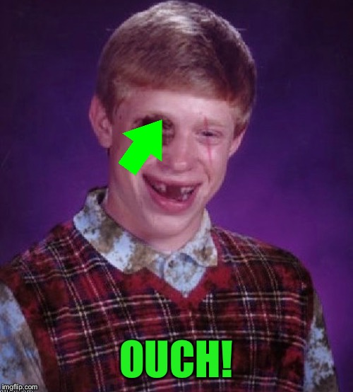 OUCH! | made w/ Imgflip meme maker