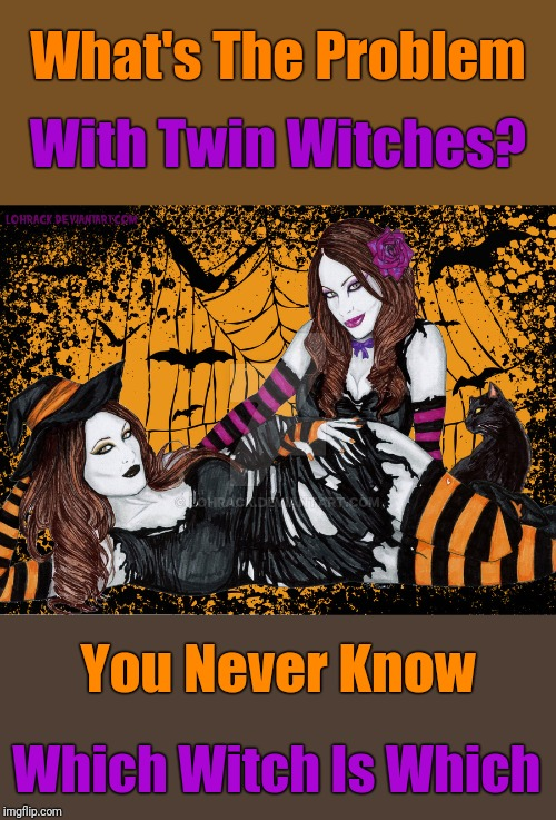 "Now We'll Never Know Which Witch Cast That ""Bad Luck Spell"" On Brian. (DeviantArt Week 2) 