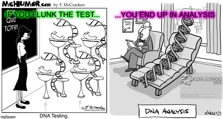 "Just Say No to ""Casual"" DNA  Testing 