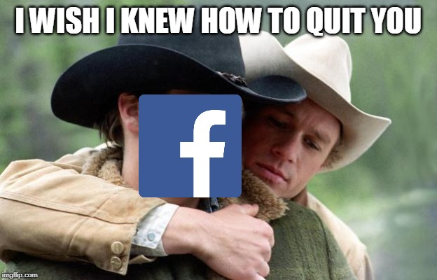 Brokeback Mountain | I WISH I KNEW HOW TO QUIT YOU | image tagged in brokeback mountain | made w/ Imgflip meme maker