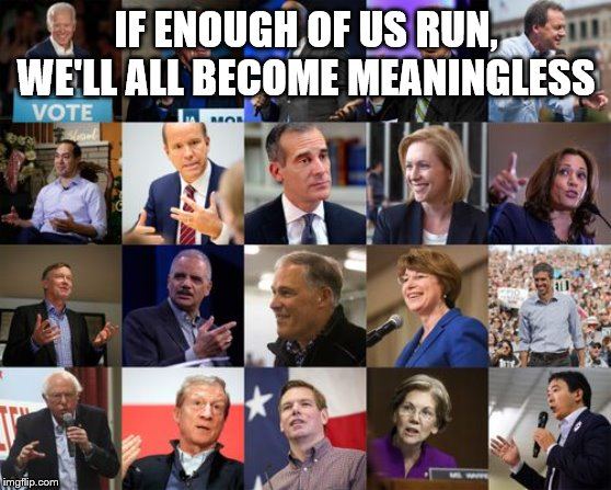 Politics Democratic Presidential Candidates 2020 Memes Gifs