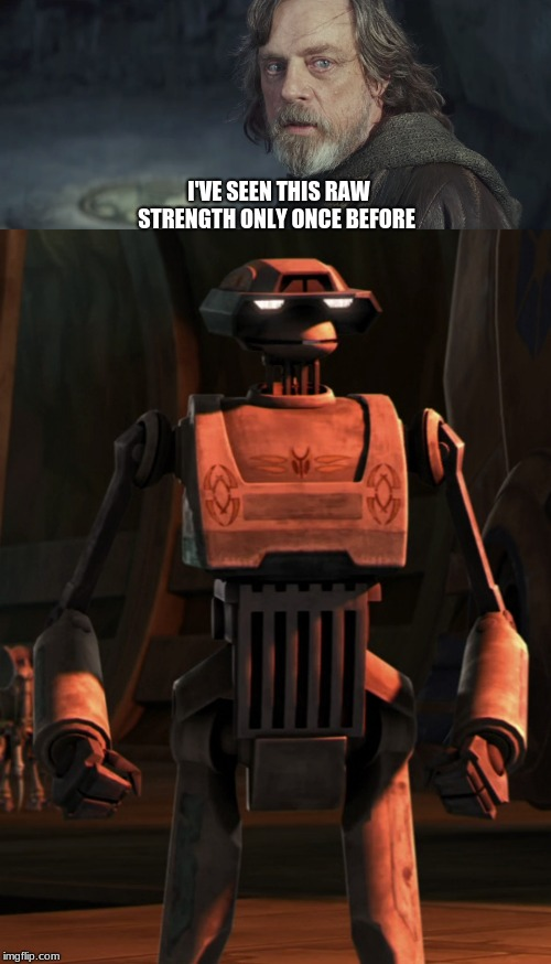 I'VE SEEN THIS RAW STRENGTH ONLY ONCE BEFORE | image tagged in i've seen this raw strength | made w/ Imgflip meme maker