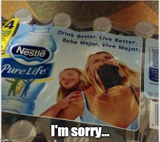 I'm really sorry... | I'm sorry... | image tagged in sad,funny picture,sorry | made w/ Imgflip meme maker