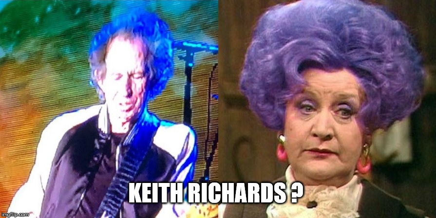 Keith Richards | KEITH RICHARDS ? | image tagged in keith richards | made w/ Imgflip meme maker