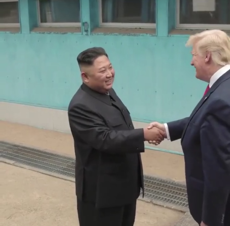 Kim Jong Un Happy Pill Blank Template Imgflip