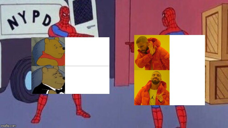 spiderman pointing at spiderman | image tagged in spiderman pointing at spiderman | made w/ Imgflip meme maker