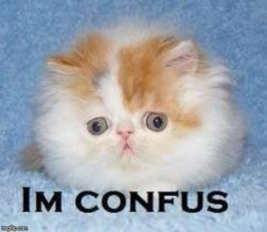 Im Confus | image tagged in im confus | made w/ Imgflip meme maker