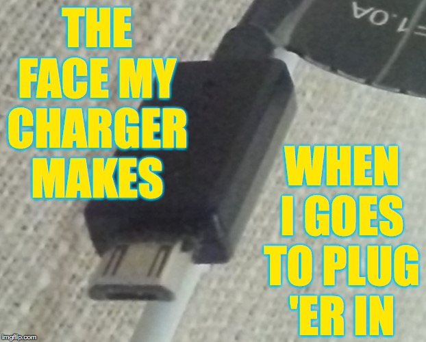 "And it sounds just like Mr. Bill:  ""Nooooooooo!"" 