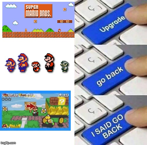 I SAID GO BACK | image tagged in i said go back | made w/ Imgflip meme maker