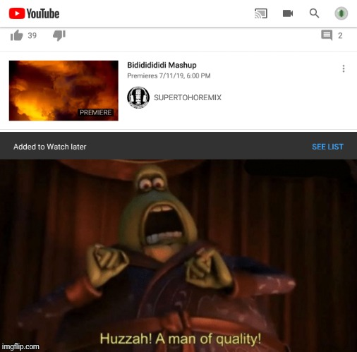 Bidibidi | image tagged in a man of quality,king ghidorah,funny memes,godzilla,ambiant noise,dragon | made w/ Imgflip meme maker