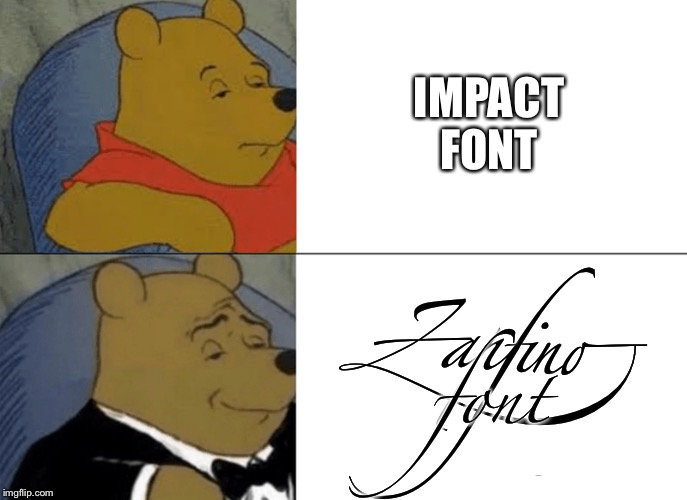 "Hitting the ""more fonts"" button can get you some crazy ones. 