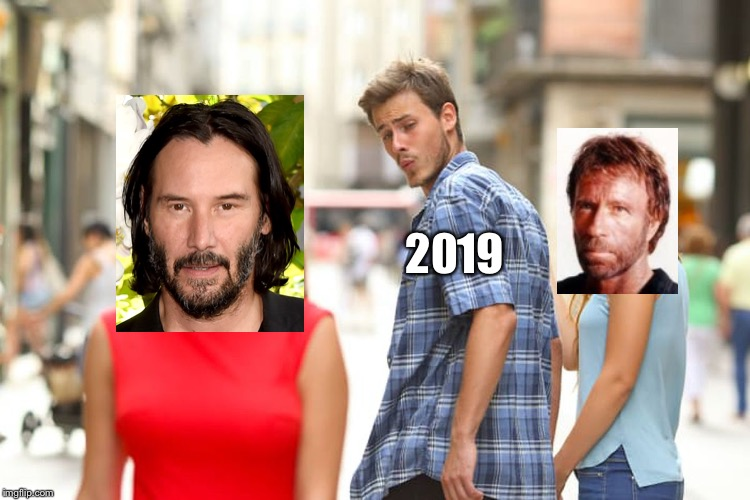 Distracted Boyfriend Meme | 2019 | image tagged in memes,distracted boyfriend | made w/ Imgflip meme maker