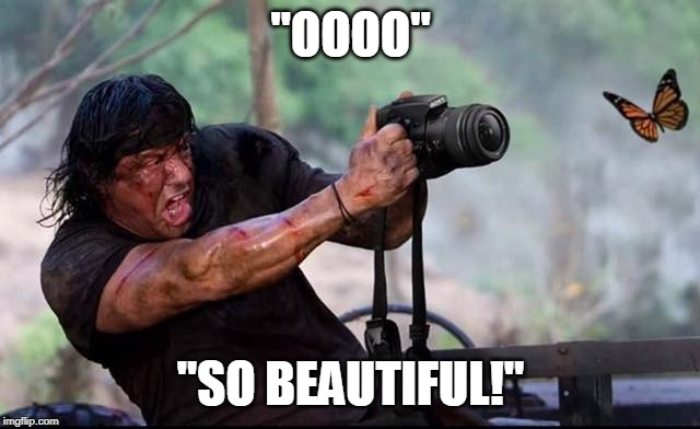 "SHOOT IT | ""OOOO"" ""SO BEAUTIFUL!"" 