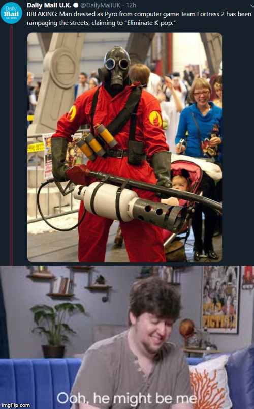 image tagged in tf2,jontron | made w/ Imgflip meme maker