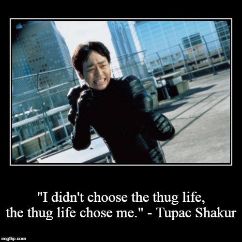 "Gangsta Ichi | ""I didn't choose the thug life, the thug life chose me."" - Tupac Shakur 
