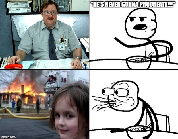 "Milton's Daughter | ""HE'S NEVER GONNA PROCREATE!!!"" 